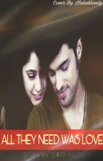 Manan SS : All They Need Was Love