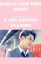 Smells Like Teen Angst - A Kim Mingyu Imagine by hamsarcas