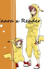 Gaara x Reader  by PoZiOmKoWaTa