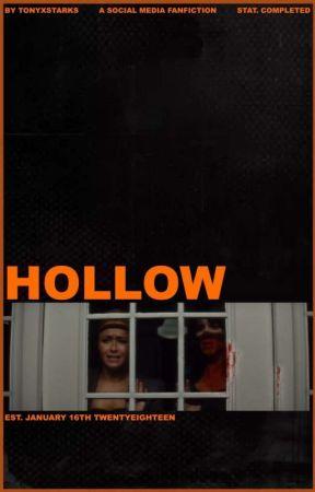 HOLLOW • S. STAN [1] by scarletxxwitch