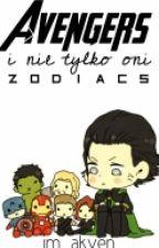Avengers - Zodiacs by im_akven
