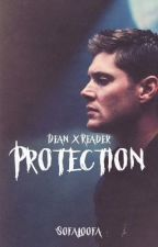 Dean x Reader: Protection by Sofaloofa