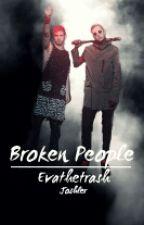 Broken people {Joshler} by evathetrash