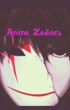 Anime Zodiac! by Baekiieeeemon