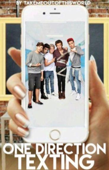 Texting ✉️ One Direction [zawieszone]
