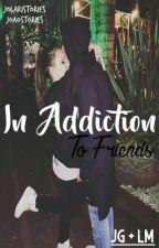 In Addition To Friends × Jolari #wattys2017 by gucilia
