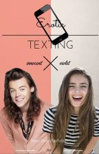 Erotic Texting (BG Fanfic with Harry Styles) by innocent_violet
