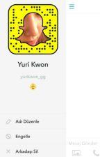 Koreli Ünlülerin Snapchat Adları by kkumbe