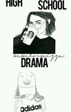 High School Drama by kekelovpizza