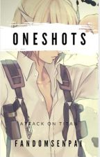 Attack on Titan Oneshots by FandomSenpai