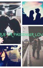 Un amor verdadero o pasajero? by AllixSponge09