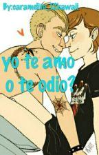 yo te amo o te odio? (yaoi) jeffxsumo by caramelito_12kawaii