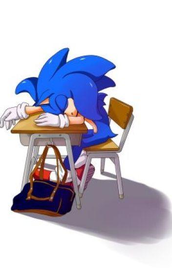 All Star High (Sonic in high school Fan fiction)