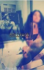 Dollface. (Dean Ambrose WWE) by mokneecuh