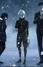 Tokyo Ghoul The Legends by MackalisterVfx