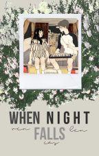 when night falls. akashi seijuurou. by asschilles