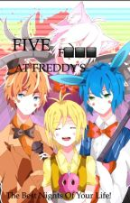 Five  F**** at Freddy's | FNAF LEMONS! by GoEatYourOrange