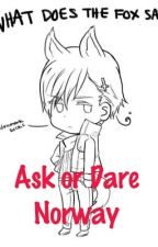 Ask or Dare Norway by Aph_Norway_