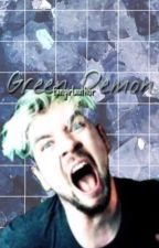 Green Demon (Antisepticeye X Reader) by fangirlauthor