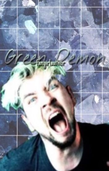 Green Demon: SHORT VERSION (Antisepticeye X Reader)