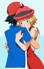ASH Y SERENA SENTIMIENTOS ENCONTRADOS  by Angel135xyz