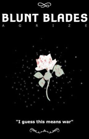 ⌈Blunt Blades⌋ || Zero Kiryu X Reader by AGRIZE