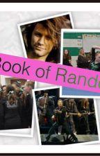 Book of Random by marabean1218
