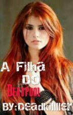A Filha Do Deadpool by Deadkillller