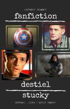 Destiel & Stucky Fanfiki by Deannie13