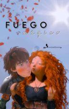 Fuego Mágico [Mericcup Week] by LunaQueenB13