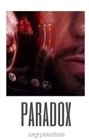 PARADOX [Iron Man/Tony Stark X Reader] by yazdpbat