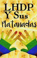 ➢La Hermandad Del Plátano Y Sus Platanadas.  by Karly_Rosembell