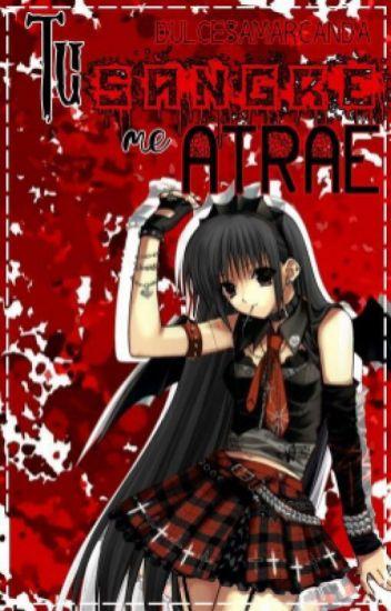 Tu sangre me atrae//Chat Noir 💘 Tu//