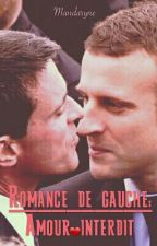 Romance de gauche: Amour interdit by mandaryne
