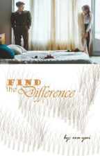 Find The Difference  by evayui