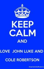 I Love You A John Luke Love Story by iloveJohnLuke11