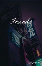 Friends ;; seuldy by aysitel