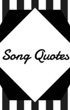 Song quotes  by Jakeleighrobertson