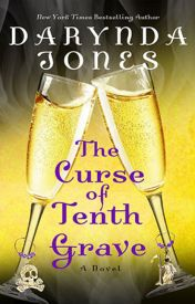 The Curse of Tenth Grave (Charley Davidson, #10) by Darynda Jones  by dfgfdgfdgerte