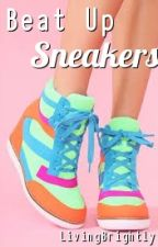 Beat Up Sneakers by LivingBrightly
