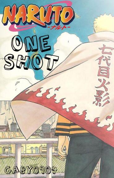 Naruto - One Shots #KanjiEscritas