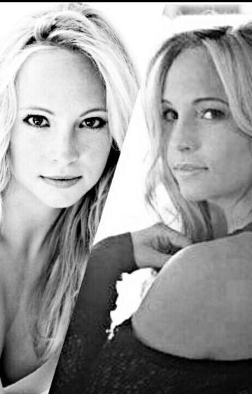 A irmã gêmea de Caroline Forbes!