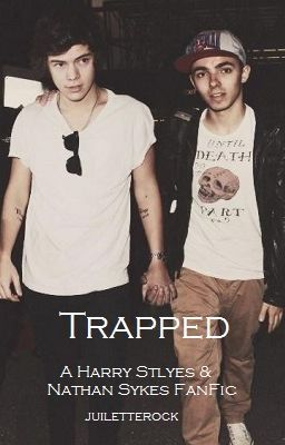Trapped  Harry Styles  amp  Nathan Sykes   BoyxBoy Nathan Sykes And Harry Styles