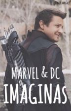MARVEL & DC imaginas//one shots by ccteller