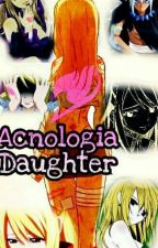 Acnologia Daughter by AkameHeartfilia117