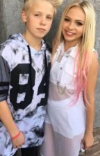A Carson Leuders and Jordyn Jones story by fanfics4ever