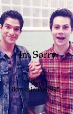 I'm sorry •sciles• // Teen Wolf // by ilovemichael1995