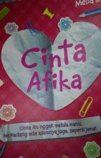 Cinta Afika by parohannisa