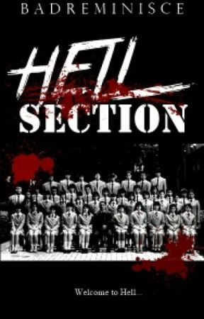 Hell Section by BadReminisce