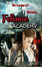 Felione Academy by DarkBlueWings